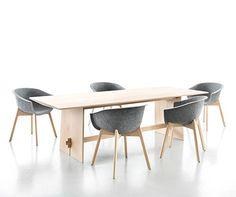 Ekskluzywny stół z litego drewna dębowego stanie się centralnym punktem w każdym pomieszczeniu.
