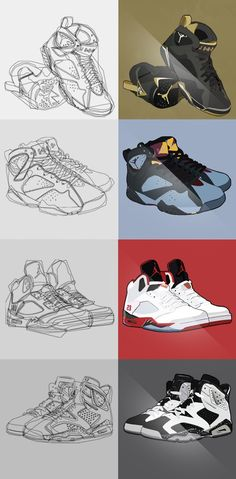 superior quality c9afd 5b448 Air Jordan Playing Cards Sneaker Art, Sneaker Boots, Shoes Wallpaper,  Sneakers Sketch,