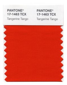 colour of the year for 2012!