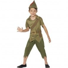 Peter Pan Kinderkostüm Robin Hood Kostüm