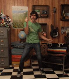 HAHA... ohhhh this is why I love Link! Rhett & Link are awesome! #goodmythicalmorning