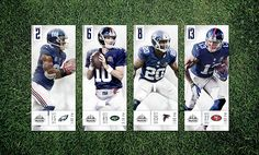 New York Giants | Brand Redesign on Behance
