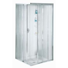 DreamLine Shower Base and Wall 75.625-in H x 42-in W x 42-in L ...