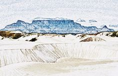 Table Mountain Photograph by Werner Lehmann Winter Painting, Table Mountain, Photograph, Tapestry, Abstract, Artwork, Home Decor, Photography, Hanging Tapestry