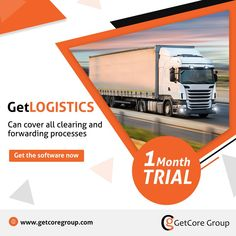 Manage your all logistics functions at one place with GetLogistics software which enables Instant tracking, Management console, Customer Dashboard, Monthly Reports and much features in one platform. GET THE SOFTWARE NOW!  #GGL #clearingandforwarding #logistics #software #shipment #shipping #transportation #cargo #tanzania #africa #innovation #technology Business Launch, Customer Relationship Management, Selling Online, Tanzania, Mobile App, Console, Transportation, Innovation, Investing