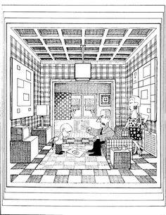Quino - padres cuadriculados
