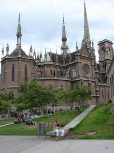 Paseo del Buen Pastor e Iglesia de los Capuchinos, Cordoba - Argentina