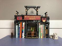 Disney Christmas Village, Book Racks, Magic Kingdom, Deep Books, Thunder, Signage, The Incredibles, Attraction, Entrance