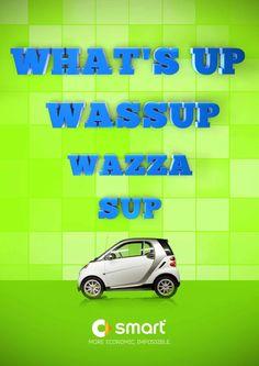 Ads of the World™ | Smart: Sup http://ift.tt/1NRYD22