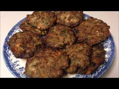 How to make best hamburget patties Chappli kebab