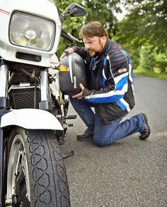 Urlaubsvorbereitungen für`s Motorrad...