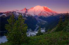 Mountain Morning