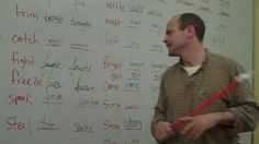 Do you want to learn irregular verbs in English? Well... rap 'em out!!!  StickStuckStuck with...