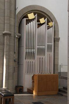Eichfelder Orgelbau, Opus 45; Heilig Geist Kirche, Schweinfurt, Germany, III/18, 2010