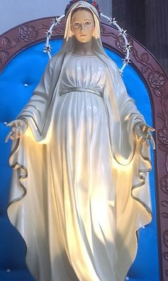 Beautiful Mother Mary.                                                       …
