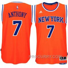 Buy Carmelo Anthony New York Knicks New Swingman Alternate Orange Jersey  Copuon Code from Reliable Carmelo Anthony New York Knicks New Swingman  Alternate ... d8db1343b