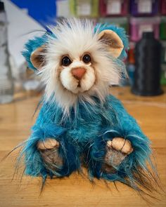 Bears, Teddy Bear, Toys, Sweet, Blue, Animals, Activity Toys, Candy, Animales