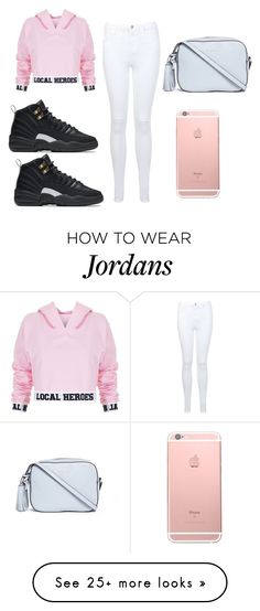"""""""just dressing up"""" by nadiapooh15 on Polyvore featuring Local Heroes, Miss Selfridge, NIKE and Tory Burch"""