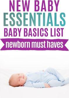 New Born Must Haves, New Baby Checklist, Car Seat And Stroller, Newborn Essentials, Preparing For Baby, Diaper Rash, Baby List, Baby Needs, Baby Feeding