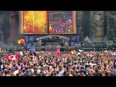 one of the most amazing  festivals  of electronic music