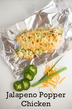 Healthy Recipes : Illustration Description We're keeping it simple today with this grilled or baked Jalapeno Popper Chicken. It couldn't be any easier and is seriously delicious. Let's talk about the players involved – fresh diced… -Read More – Weight Watcher Dinners, Plats Weight Watchers, Weight Watchers Smart Points, Weight Watchers Chicken, Slender Kitchen, Ww Recipes, Cooking Recipes, Healthy Recipes, Bacon Recipes