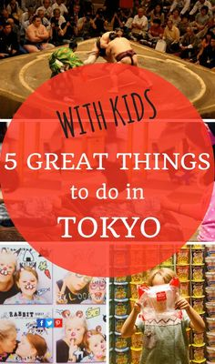 Tokyo with kids round up. You will never run out of things to do in Tokyo with kids! In addition to our own favorites, here is my round up post featuring other family travel bloggers great experiences.