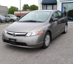 Toronto | 2007 Honda Civic DX-G | Listed Items Free Local Classified Ads