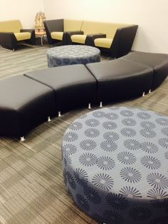 Marquette University High School's Campus Ministry will be enjoying new furniture from KI, RT London, and Krug in various breakout spaces, meeting areas, and conference rooms.