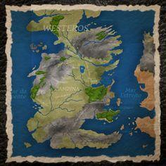 Guia de Viagens Game of Thrones