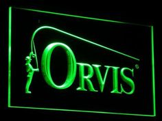Orvis LED Neon Sign