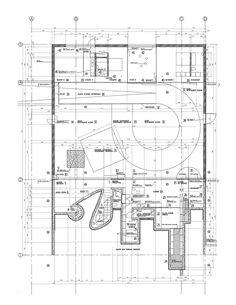 Arquitectura: MAISON BORDEAUX (CASA EN BURDEOS), REM KOOLHAAS 1994-1998