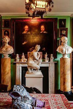 Philippe Debeerst At Malplaquet House | Spitalfields Life