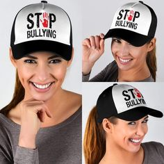 ⭐⭐⭐⭐⭐ 🔥 Stop Bullying Hat for just $24.99 Free Shipping! 🚚 ➤