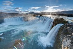 TO SEE & DO  -  WATERFALLS:  Amusing Planet:  Iceland's Most Beautiful Waterfalls