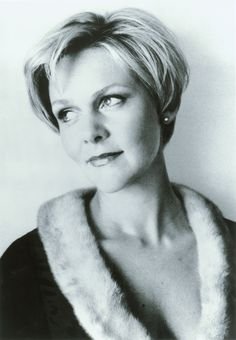 Barbara Bonney (Soprano) (USA New Jersey - 1956)