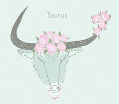 Taurus, peacefully persevering