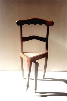 lady like chair by Luiz Philippe