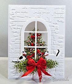 Арочные окна и новогодняя елка | KittieKraft | Bloglovin '