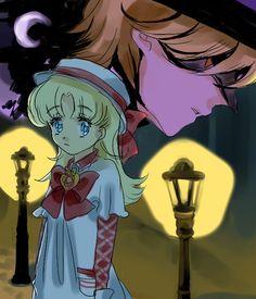 Nadja and Black Rose - Ashita no Nadja Ashita No Nadja, Orphan Girl, Cultura Pop, All Anime, Fantasy World, Vocaloid, Funny Pictures, Kawaii, Romantic