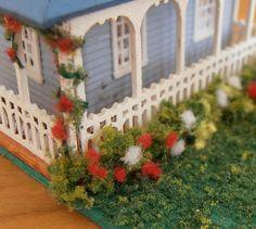 How to Landscape a Miniature Scene