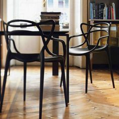 Masters Chair By Eugeni Quitllet, Philippe Starck for Kartell