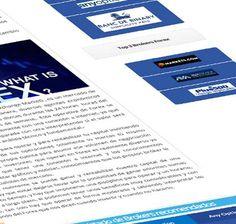 Diseño de páginas web por ideaweb para Opciones Binarias Forex http://www.binariasforex.com