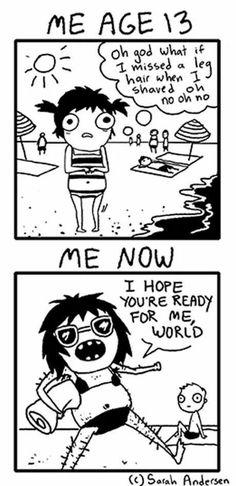 Literally me.