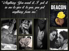 Deacon (Unfinished Hero, #4) by Kristen Ashley