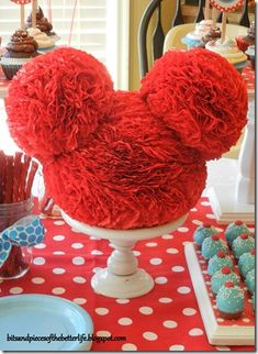 Guru Donna Kay: Disney Party Boards - Mickey Mouse Clubhouse Party