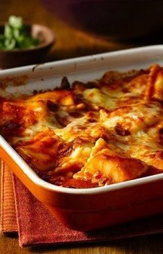 Fire Roasted Tomato Ravioli Bake