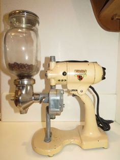97 Best Vintage Mixer Mania Images On Pinterest Kitchen