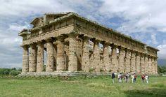 Paestum, Tempio di Nettuno - Metà del V secolo a.C.