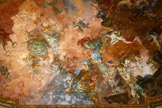 Fresco, Meridian room