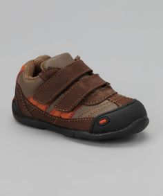 Take a look at the Brown Playtime Sneaker on #zulily today!
